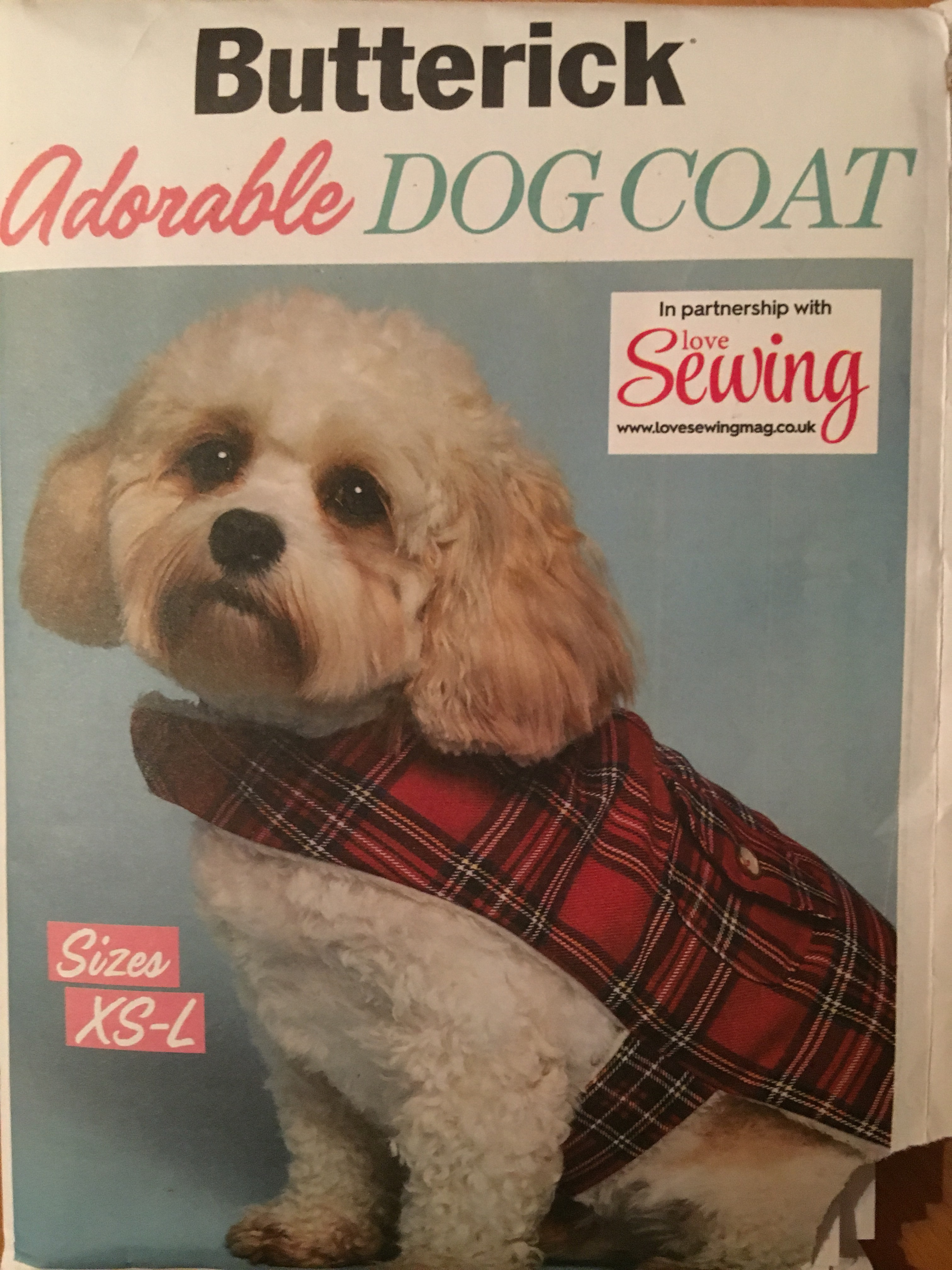 Its a dogs life mensew id made one already to try out the pattern for corkys dog freddie and made a few minor sizing adjustments hes quite skinny jeuxipadfo Image collections